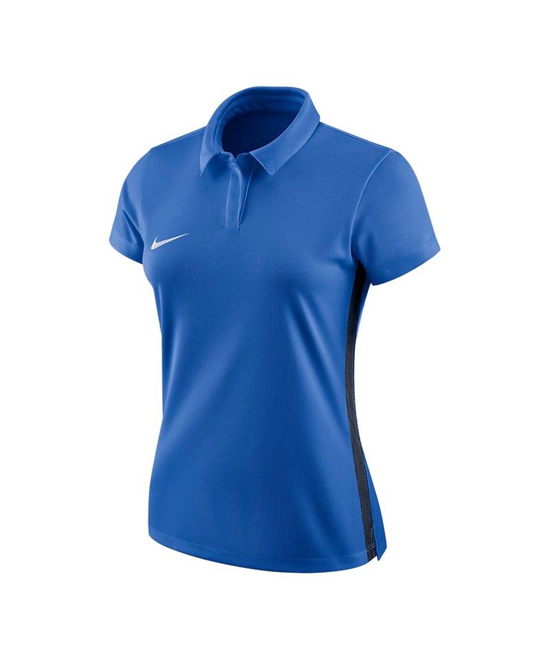nike damen shirt blau