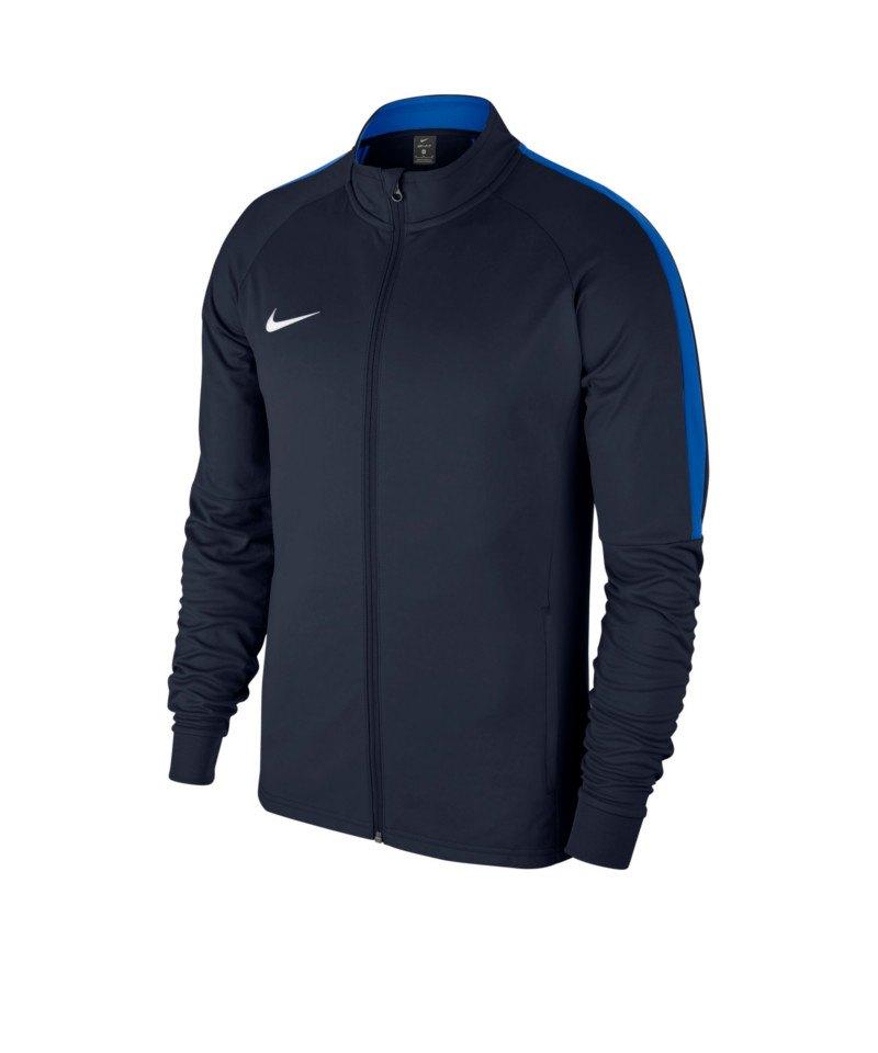 Nike Academy 18 Knit Trainingsjacke Blau F451