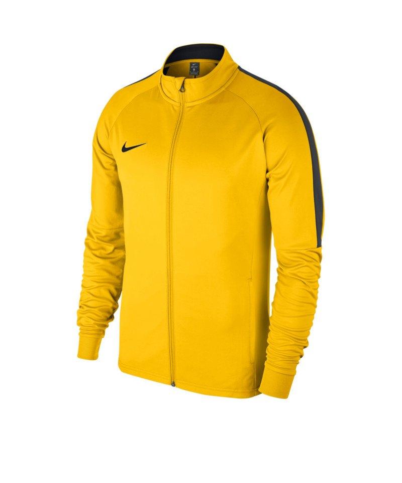 Nike Academy 18 Knit Trainingsjacke Gelb F719