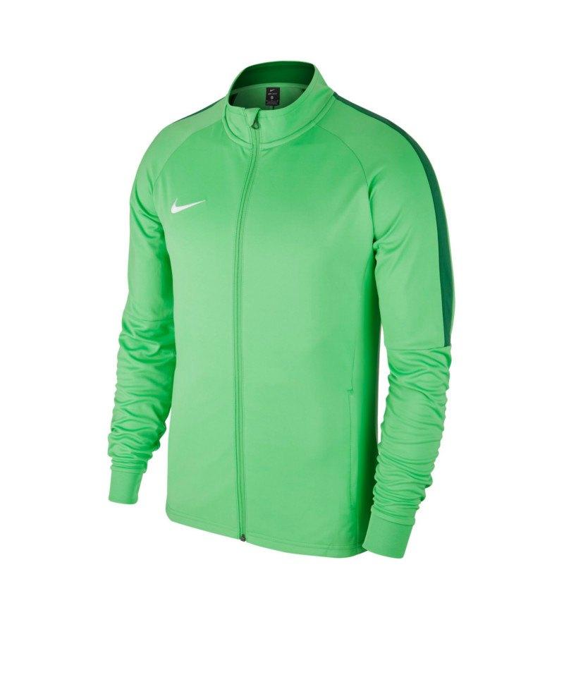 Nike Academy 18 Track Jacket Jacke Grün F361   Trainingsjacke ... 86afc7e8d8