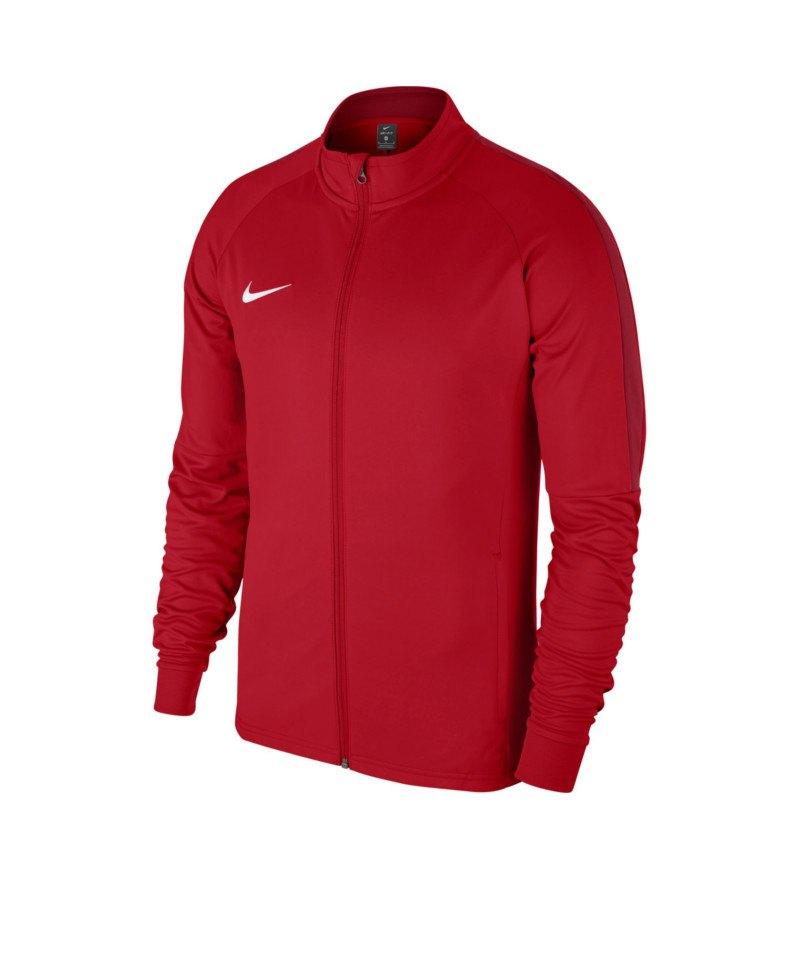 Nike Academy 18 Knit Trainingsjacke Rot F657