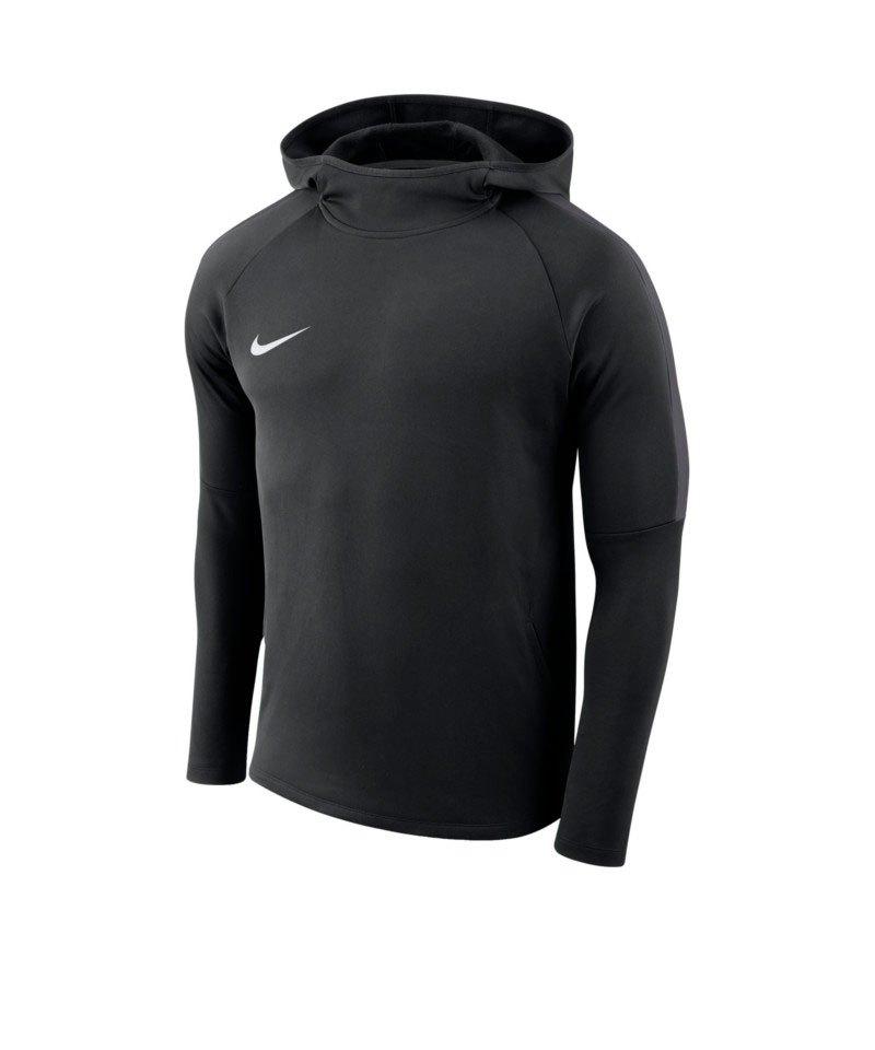 save off 3a679 df3d8 Nike Academy 18 Kapuzensweatshirt Schwarz F010 - schwarz