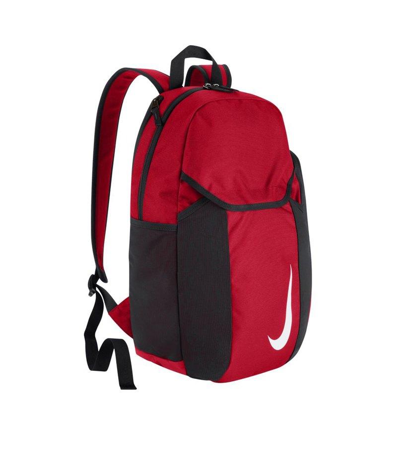 Nike Academy Team Backpack Rucksack Rot F657