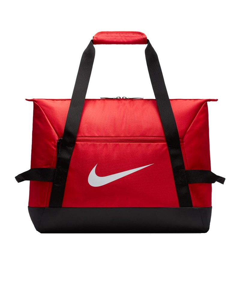a41094f032316 Nike Academy Team Duffel Bag Tasche Small F657 - rot