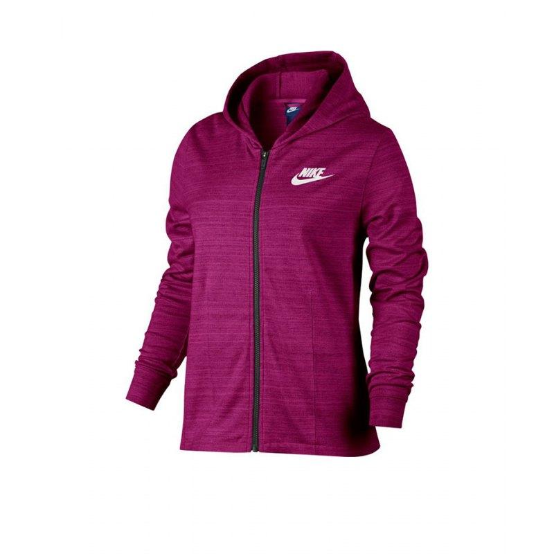 weltweit bekannt super günstig im vergleich zu neueste trends Nike Advance 15 Knit Jacke Damen Rosa Rot F665