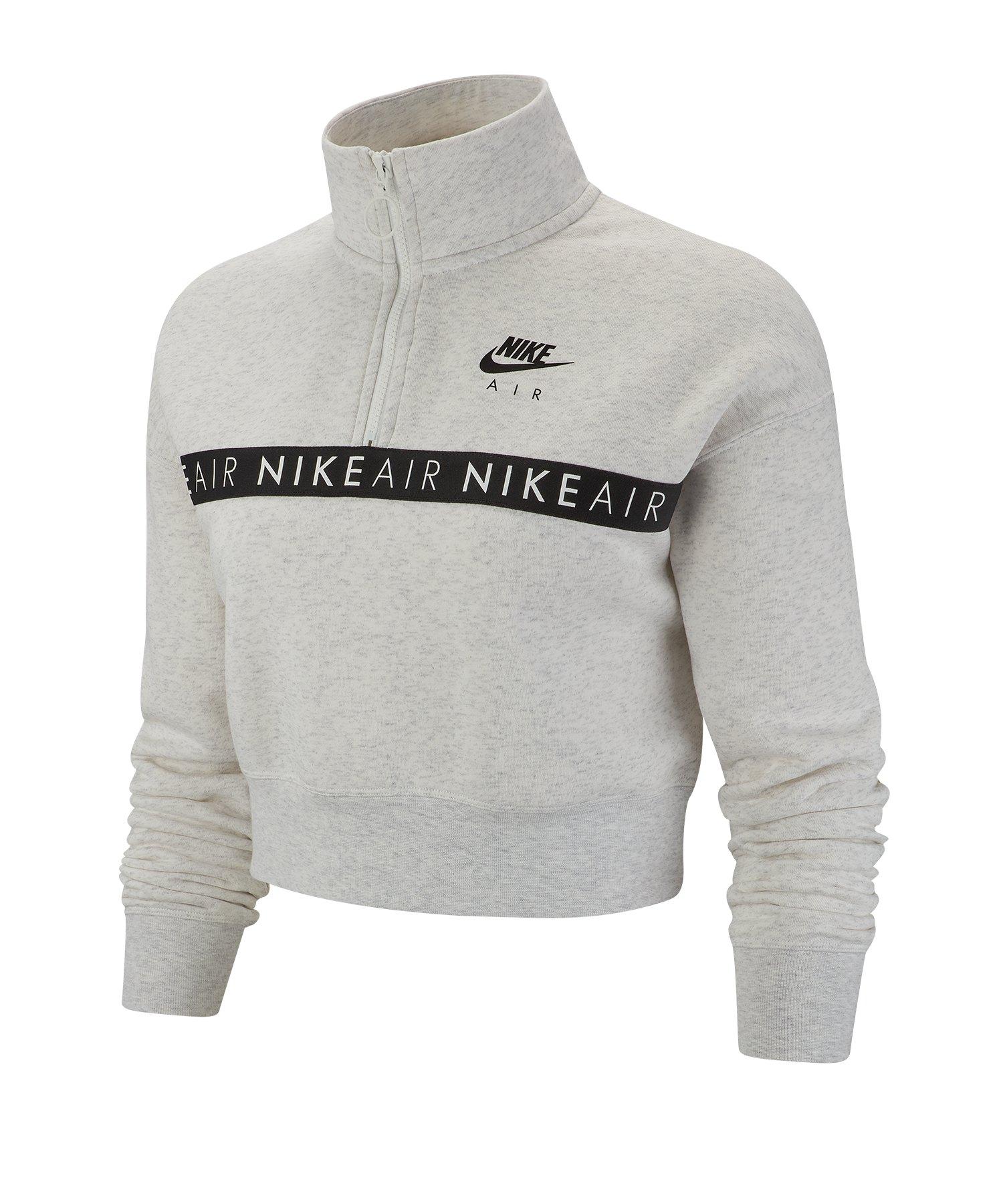 nike zip hoodie damen grau
