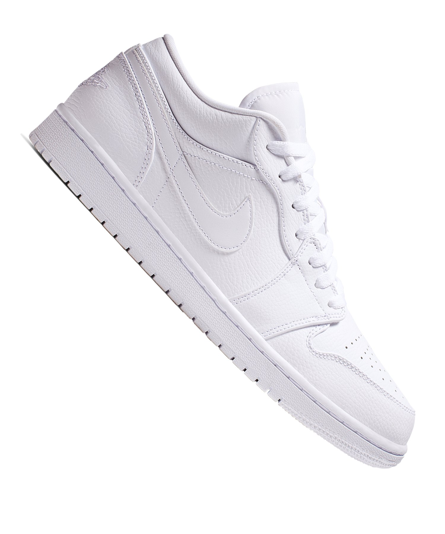 timeless design 78932 810c6 Jordan Air 1 Low Sneaker Weiss F112 - Weiss