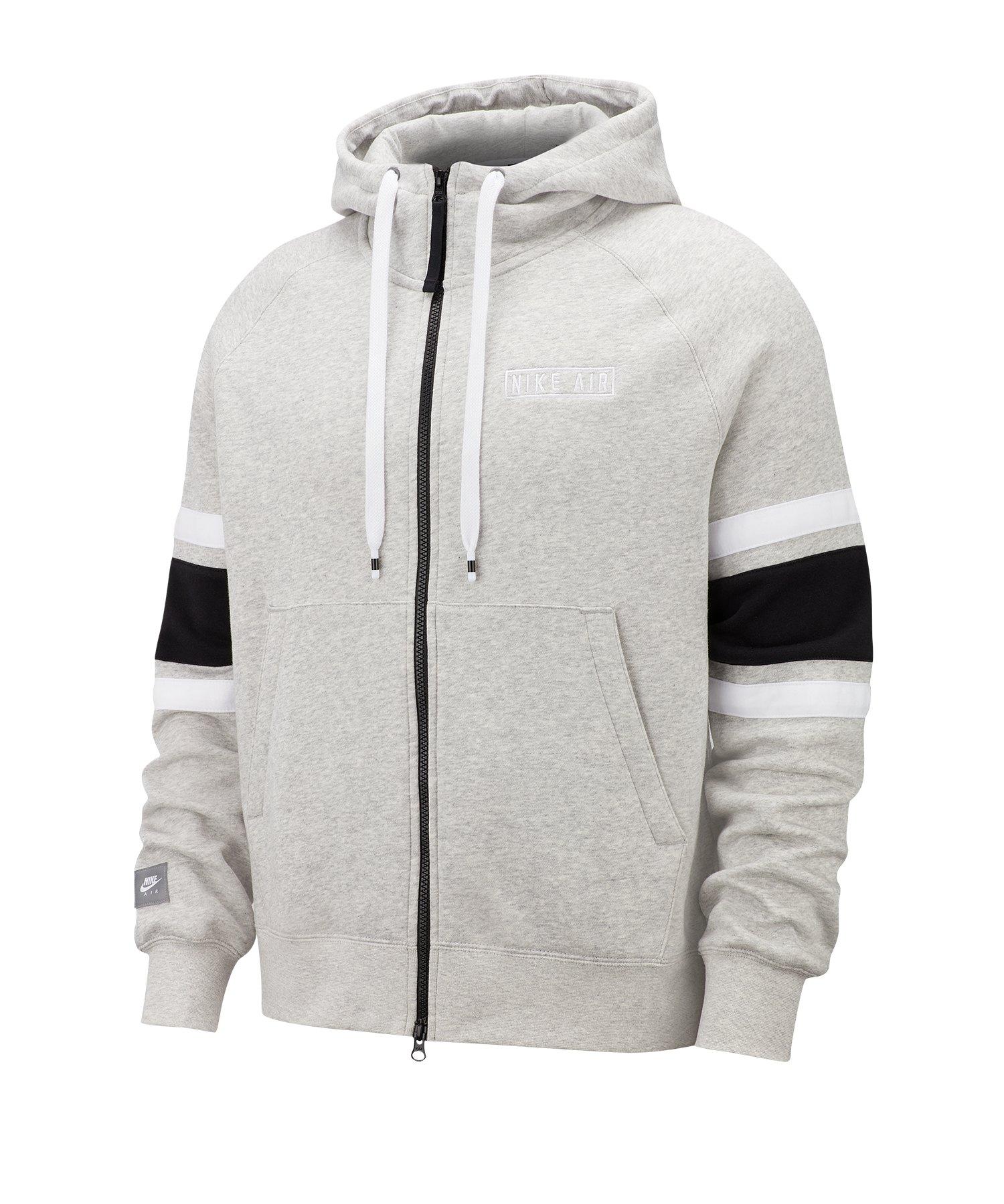 Nike Air Fleece Full Zip Kapuzenpullover F050