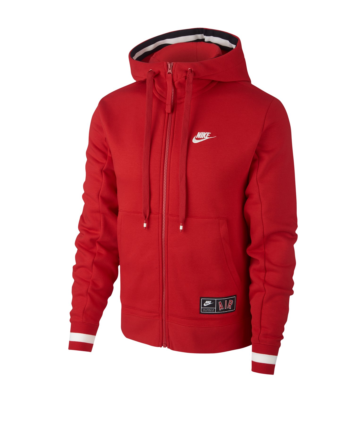 Nike Winterjacke Rot