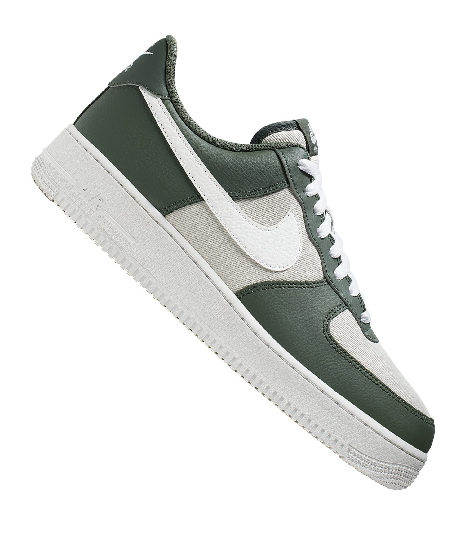 huge selection of fc565 be45f Nike Air Force 1 07 1 Sneaker Grün F300