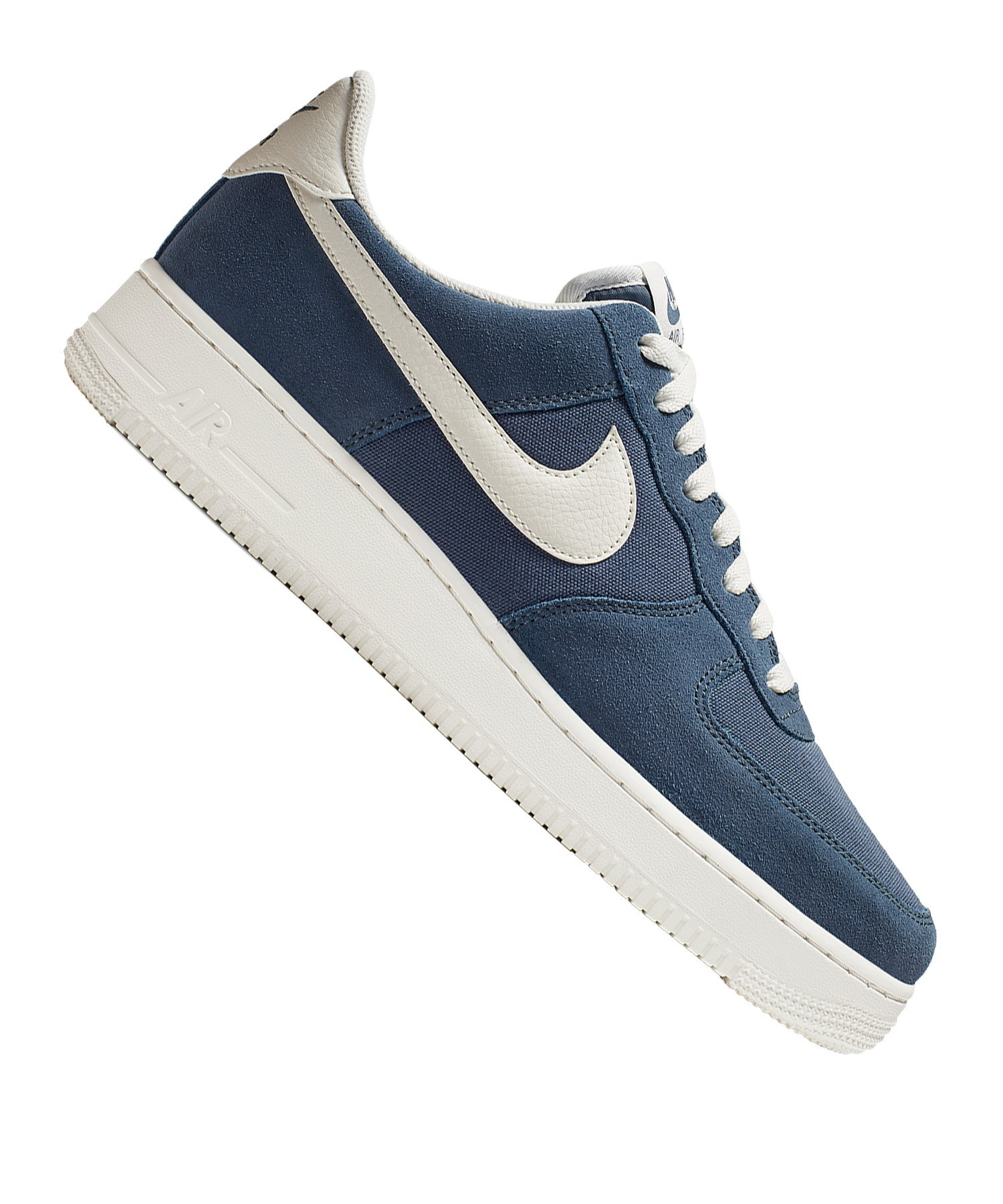 Nike Air Force 1 07 II Sneaker Blau Weiss F401