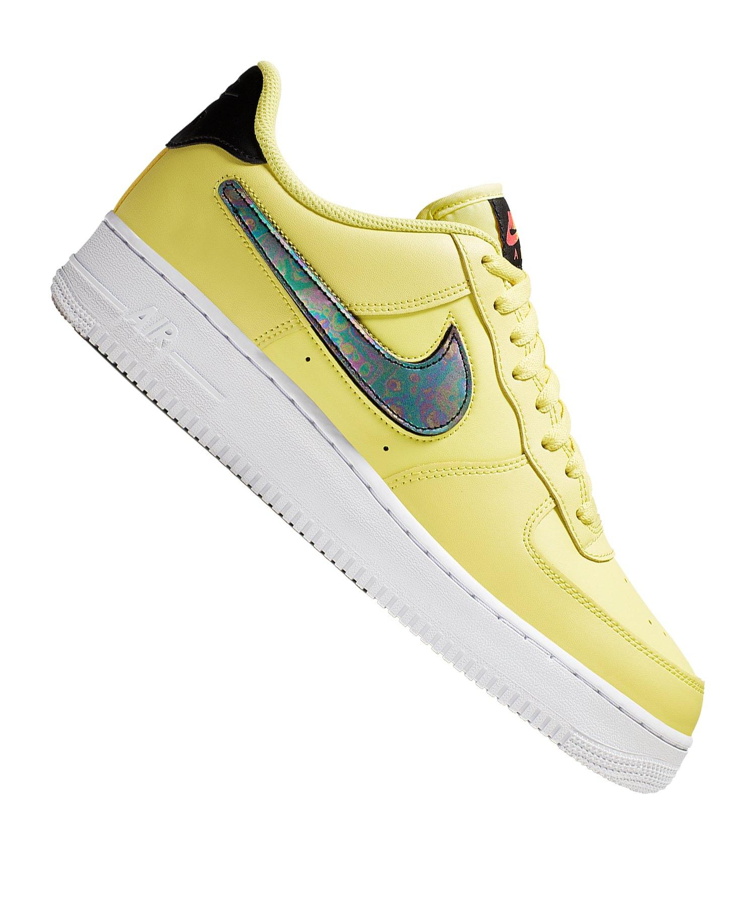 Nike Air Force 1 07 Lv8 Schwarz Gummi Herren Online Bestellen