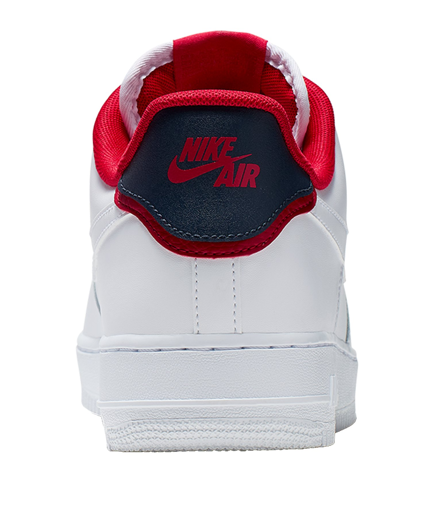competitive price 70bf6 06670 ... Nike Air Force 1 07 LV8 Sneaker Weiss Blau F100 - Weiss ...