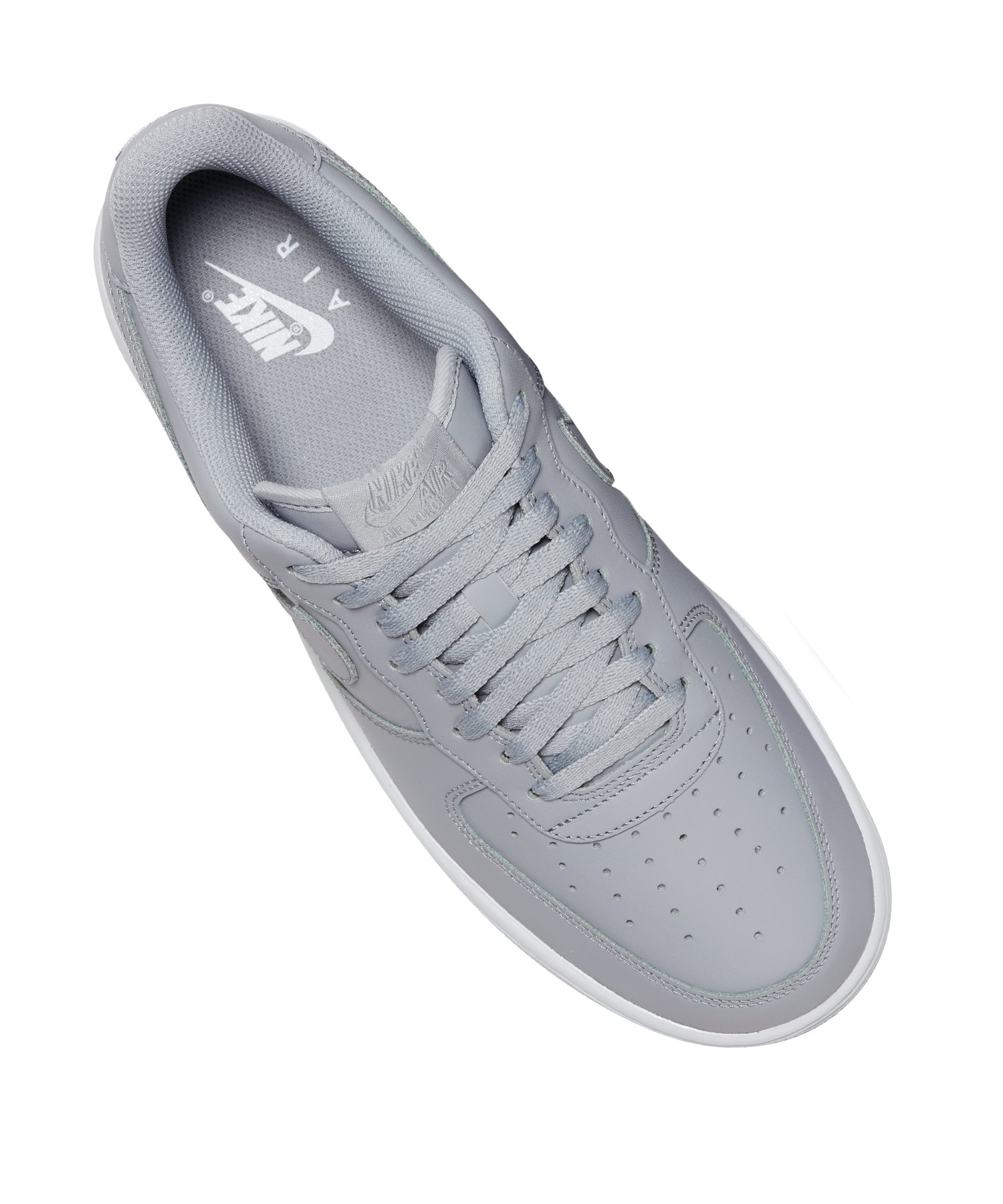 F010 '07 Grau Nike Sneaker 1 Force Weiss Air cj53L4ARq