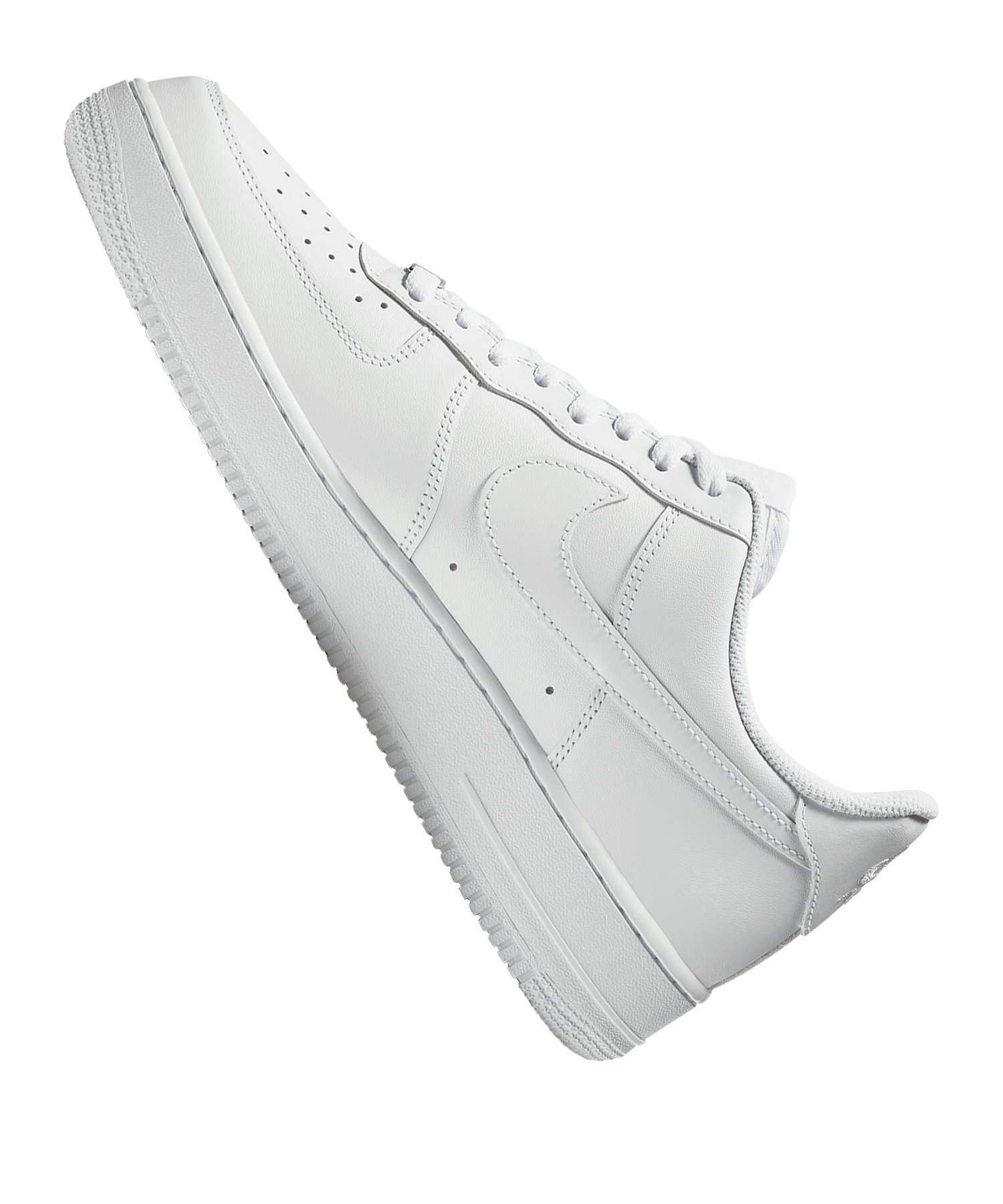 1 F111 Nike Force '07 Weiss Air Sneaker lK1TcFJ