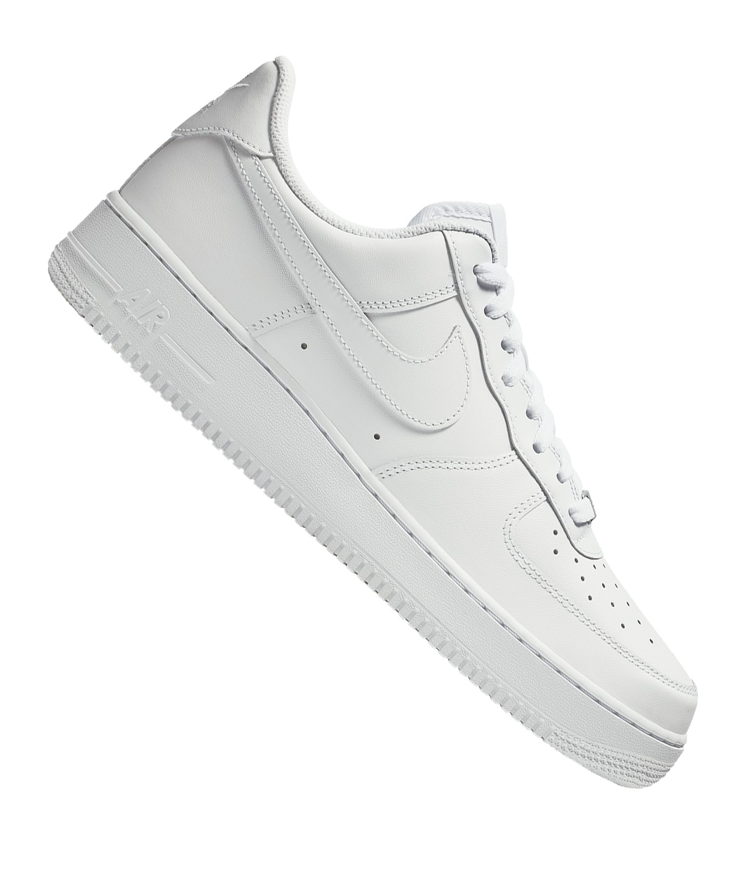 premium selection e839f ec4be Nike Air Force 1 07 Sneaker Weiss F111 - weiss