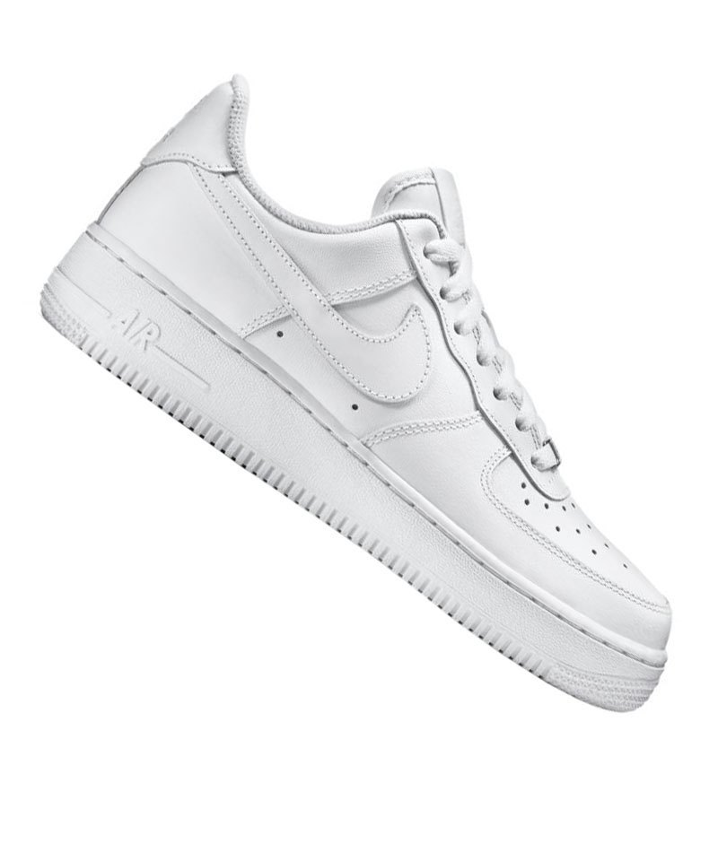Nike Air Force 1 07 Sneaker Damen Weiss F112