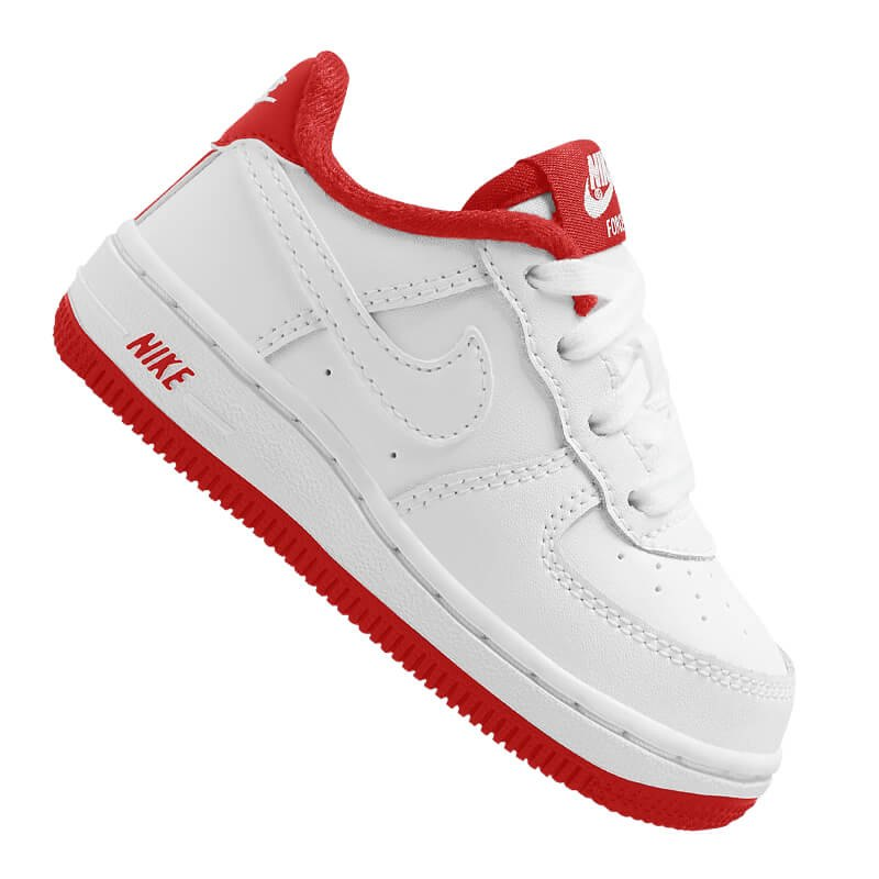 Altoparlante pedal despierta  Nike Air Force 1-1 Sneaker Baby Weiss F101 | Lifestyle ...