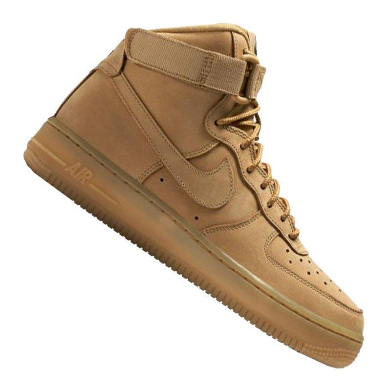 Nike Air Force  High Kids Shoe