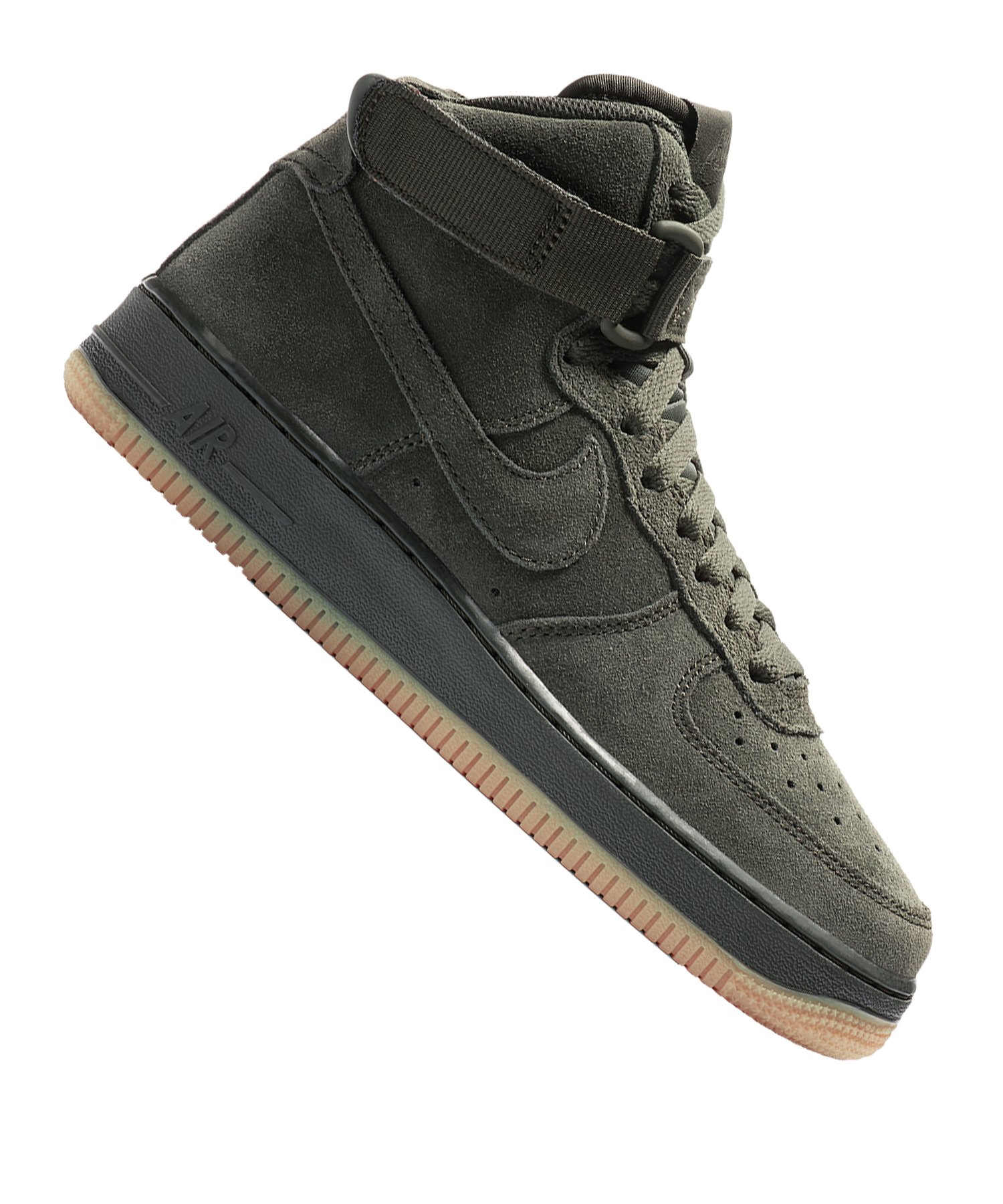 best cheap 14b1e 8df51 Nike Air Force 1 High LV8 Sneaker Kids Grün F300 - gruen