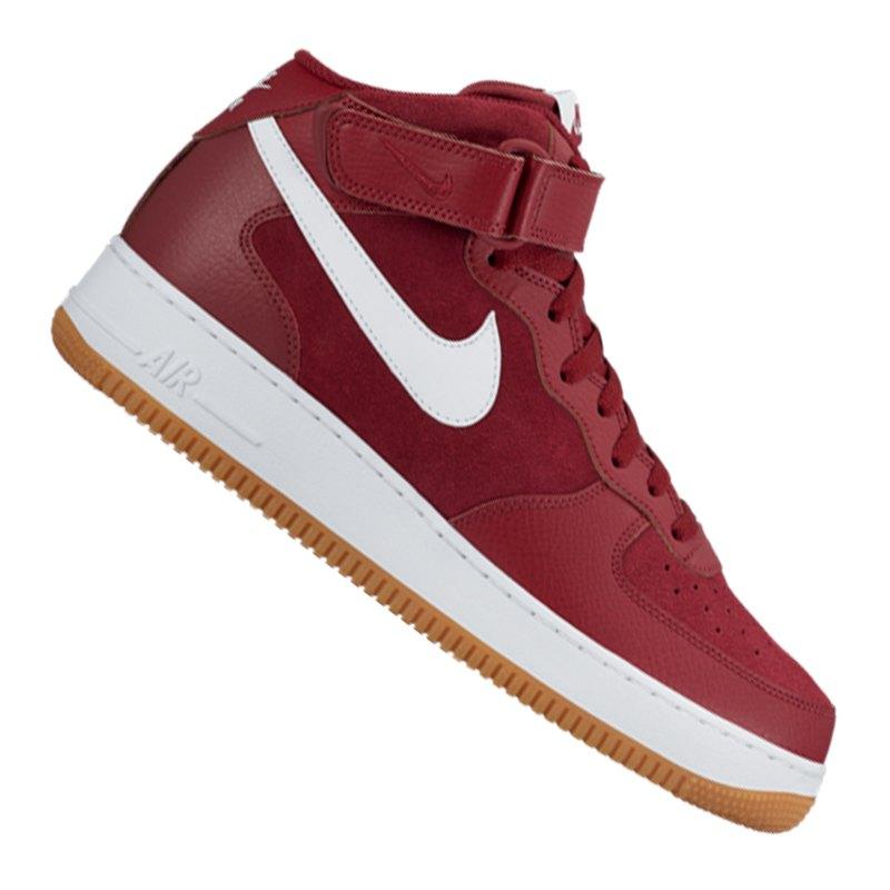 Nike Air Force Sneaker Rot