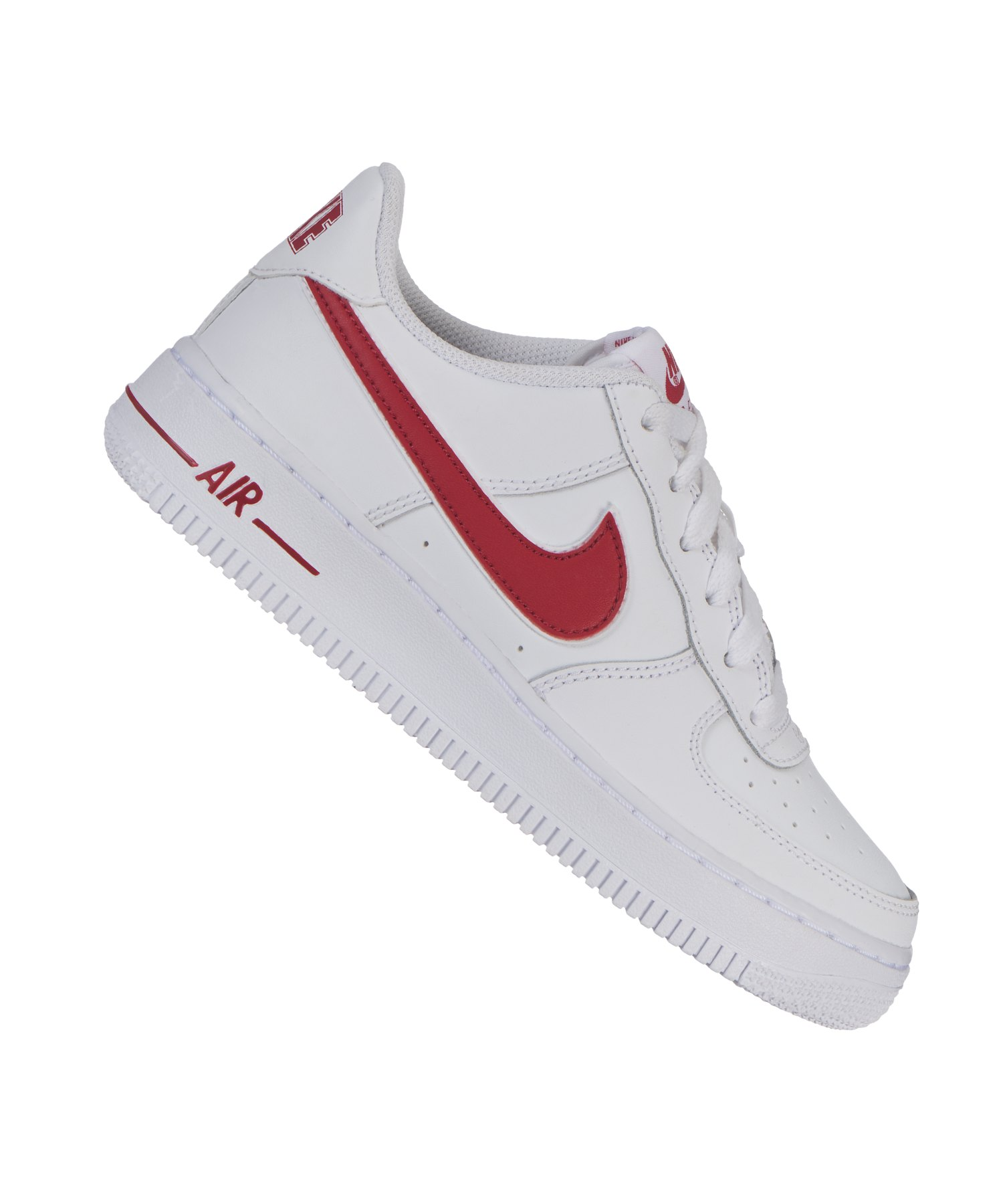 super popular 72b85 53756 Nike Air Force 1 Sneaker Kids Weiss F101 - weiss