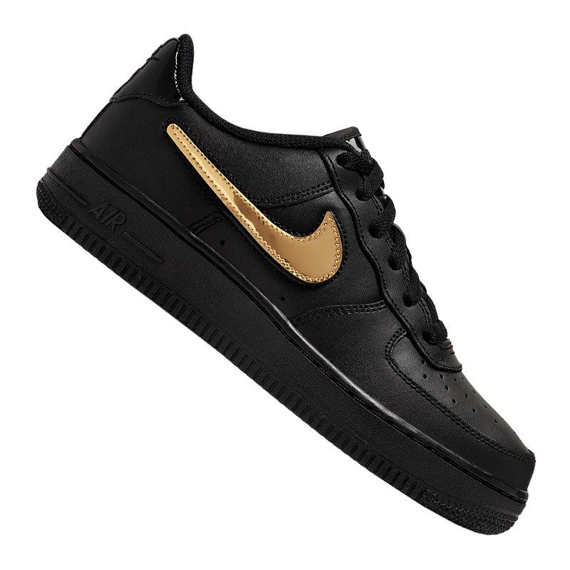 Nike Air Max Thea Sneaker Turnschuhe schwarzgold Gr. 37,5