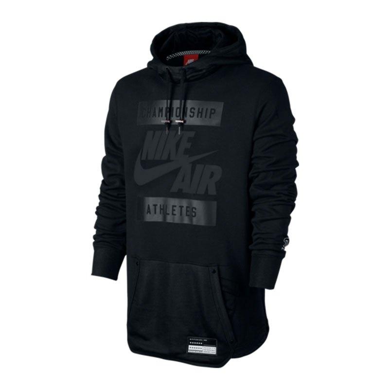 nike air hoody kapuzensweatshirt schwarz f010 hoody. Black Bedroom Furniture Sets. Home Design Ideas