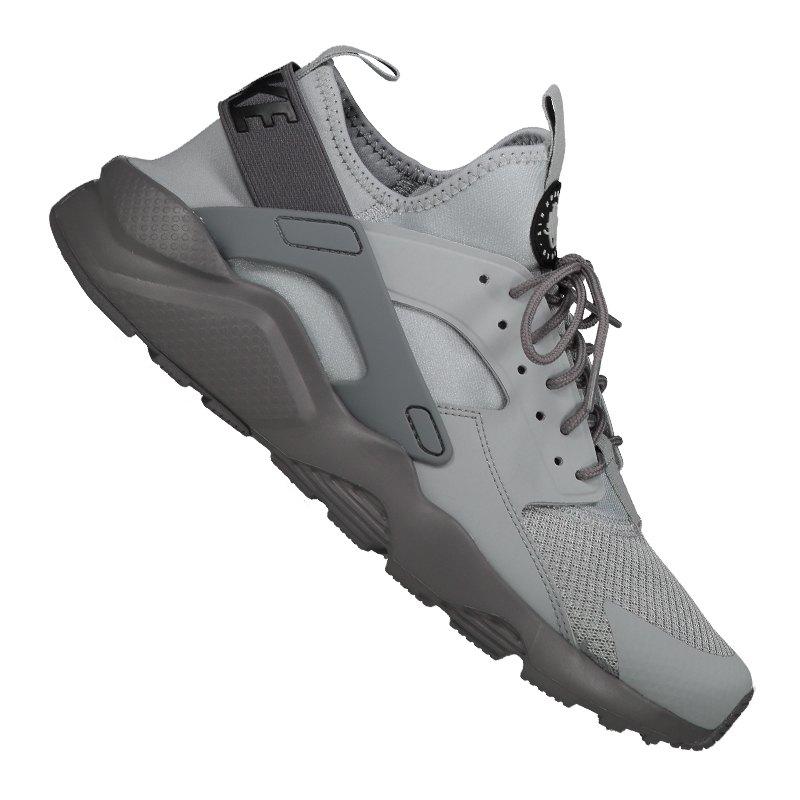 separation shoes 842d7 951bb ... norway nike air huarache run ultra sneaker grau f021 grau b570c 3b8d0
