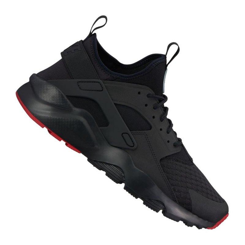 reputable site 46a39 1ec8d Nike Air Huarache Run Ultra Sneaker Schwarz F012 - schwarz