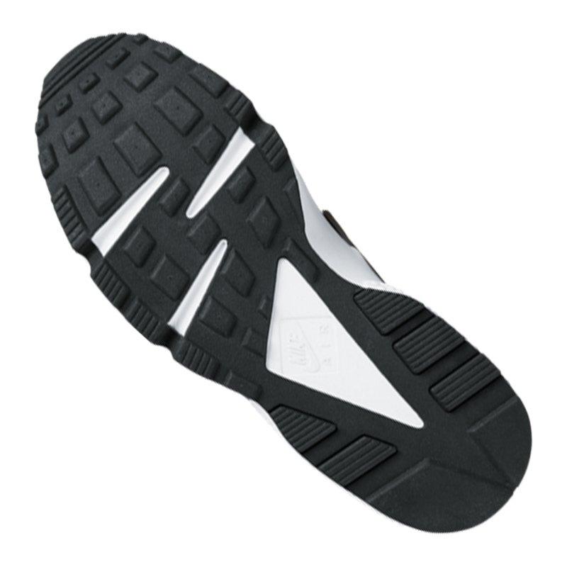 nike air huarache sneaker schwarz weiss f018 schuh. Black Bedroom Furniture Sets. Home Design Ideas