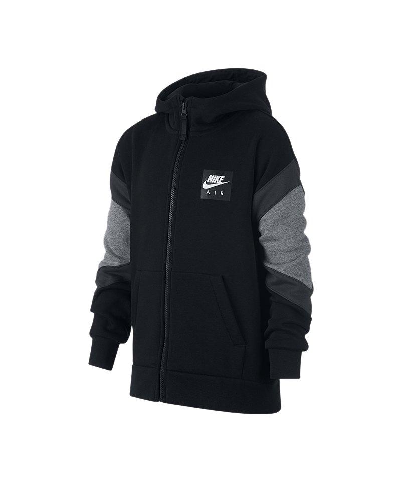 online retailer 1e18d 1ac94 Nike Air Kapuzenjacke Kids Schwarz F010