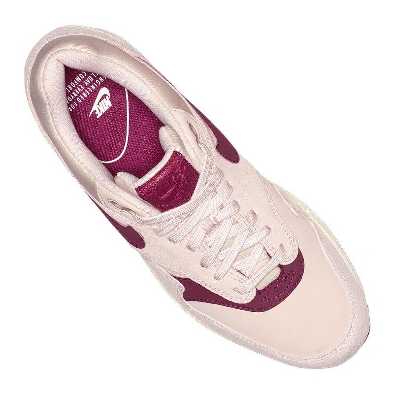 low priced 8a93f df0db ... Nike Air Max 1 Premium Sneaker Damen Rosa F604 - rosa ...