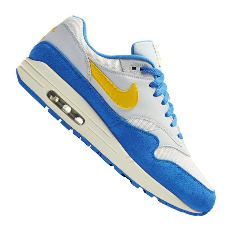 Nike Air Max 1 Sneaker Beige F108