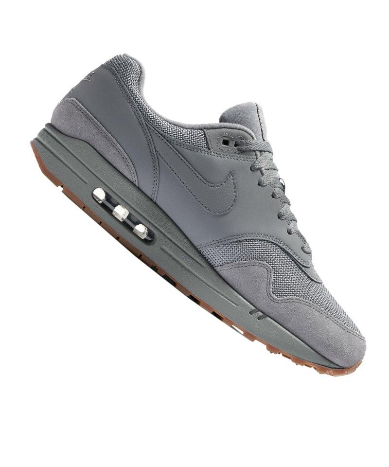 Nike Air Max 1 Sneaker Grau F005   Freizeit   Lifestyle   Strasse ... 30a3cbbdd8