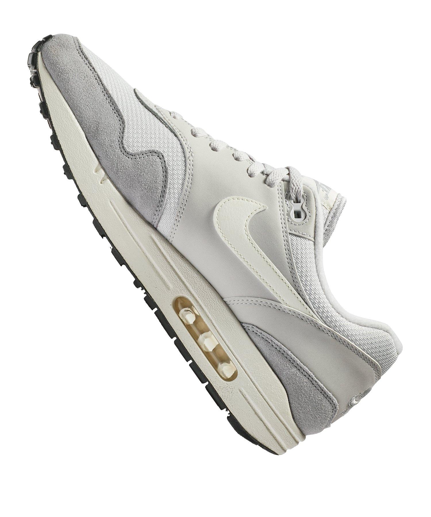 detailed pictures 650d4 3f75e ... Nike Air Max 1 Sneaker Grau F011 - grau ...