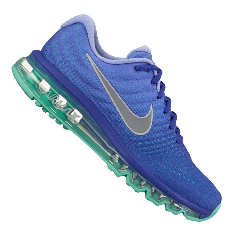 the best attitude 5328a 03182 Nike Air Max 2017 Running Damen Blau F402 - blau