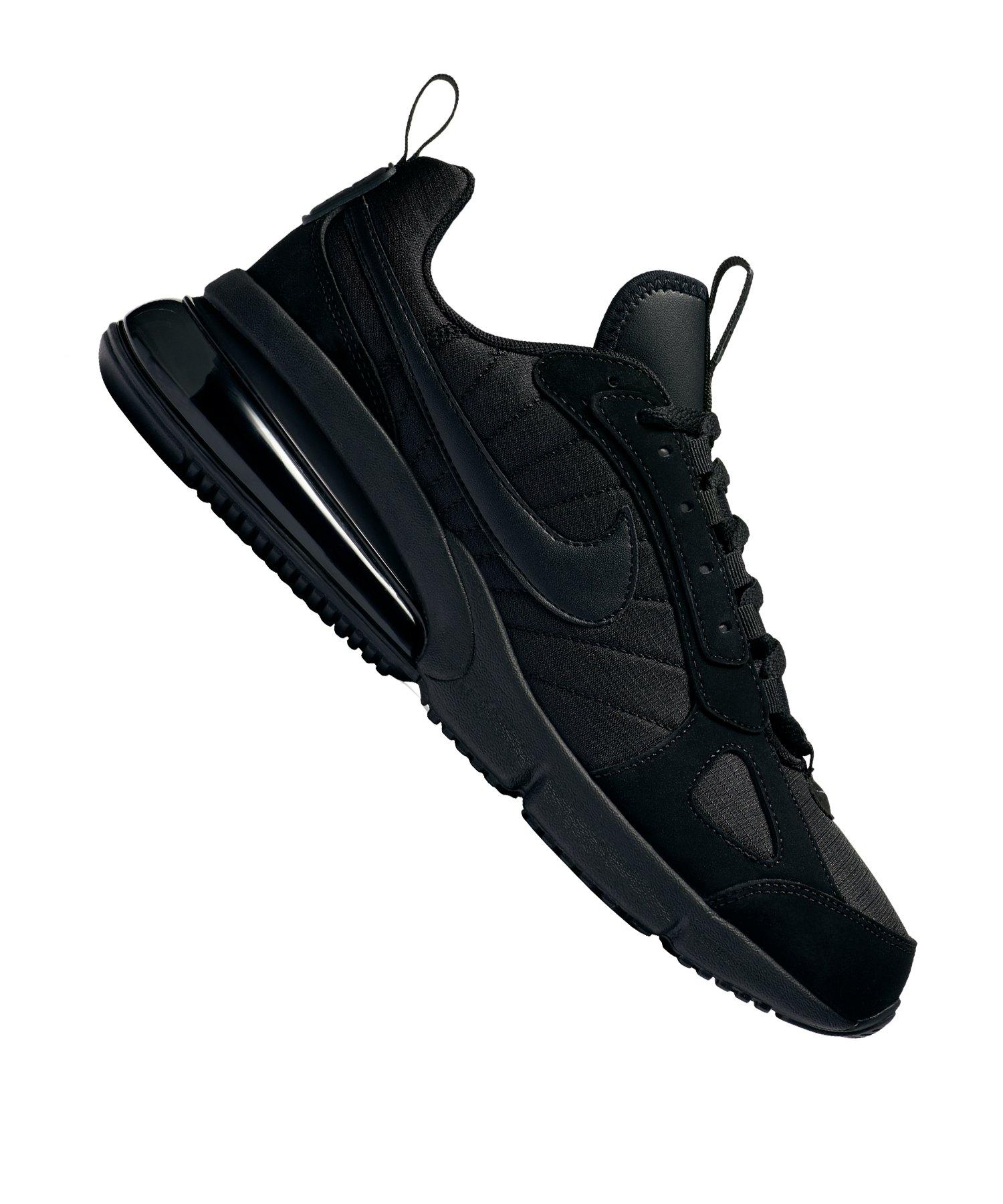 d2b79db17b83c Nike Air Max 270 Futura Sneaker Schwarz F005 - schwarz