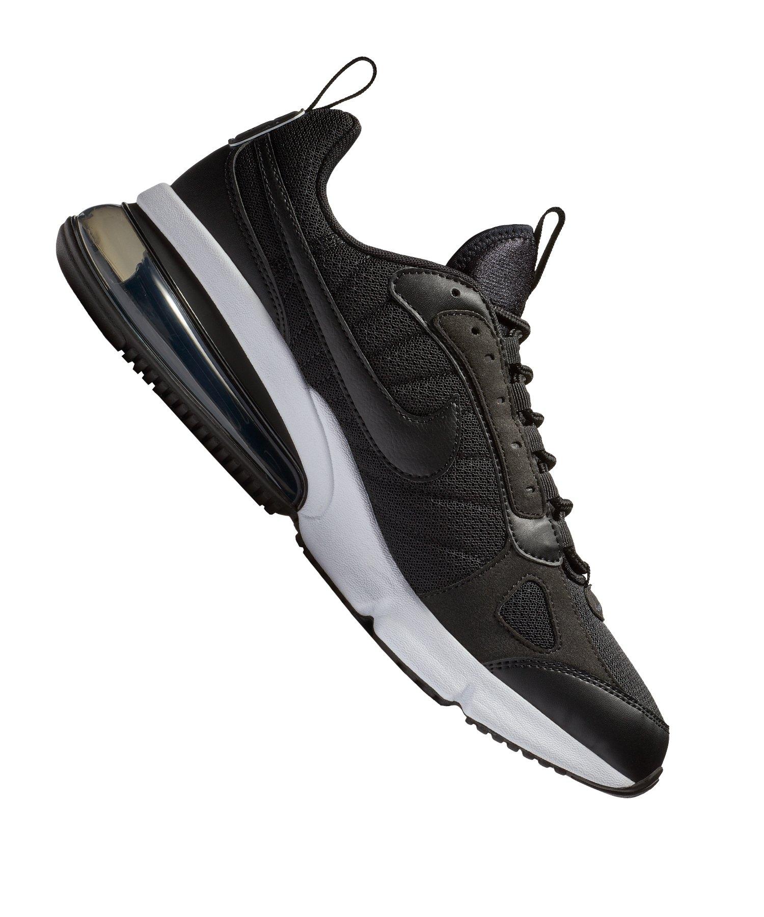 Nike Air Max 270 Futura Sneaker Schwarz Weiss F001