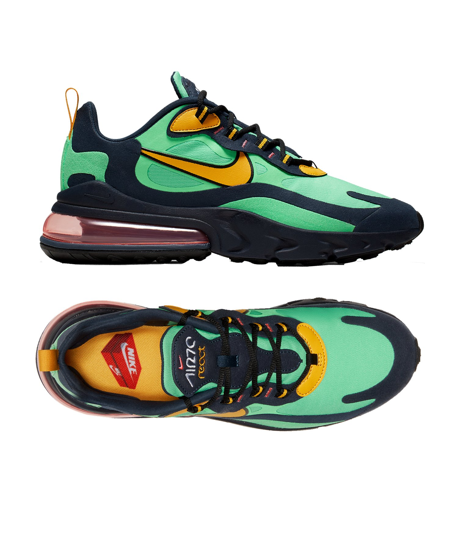 Puma Sneaker 40,5 grün
