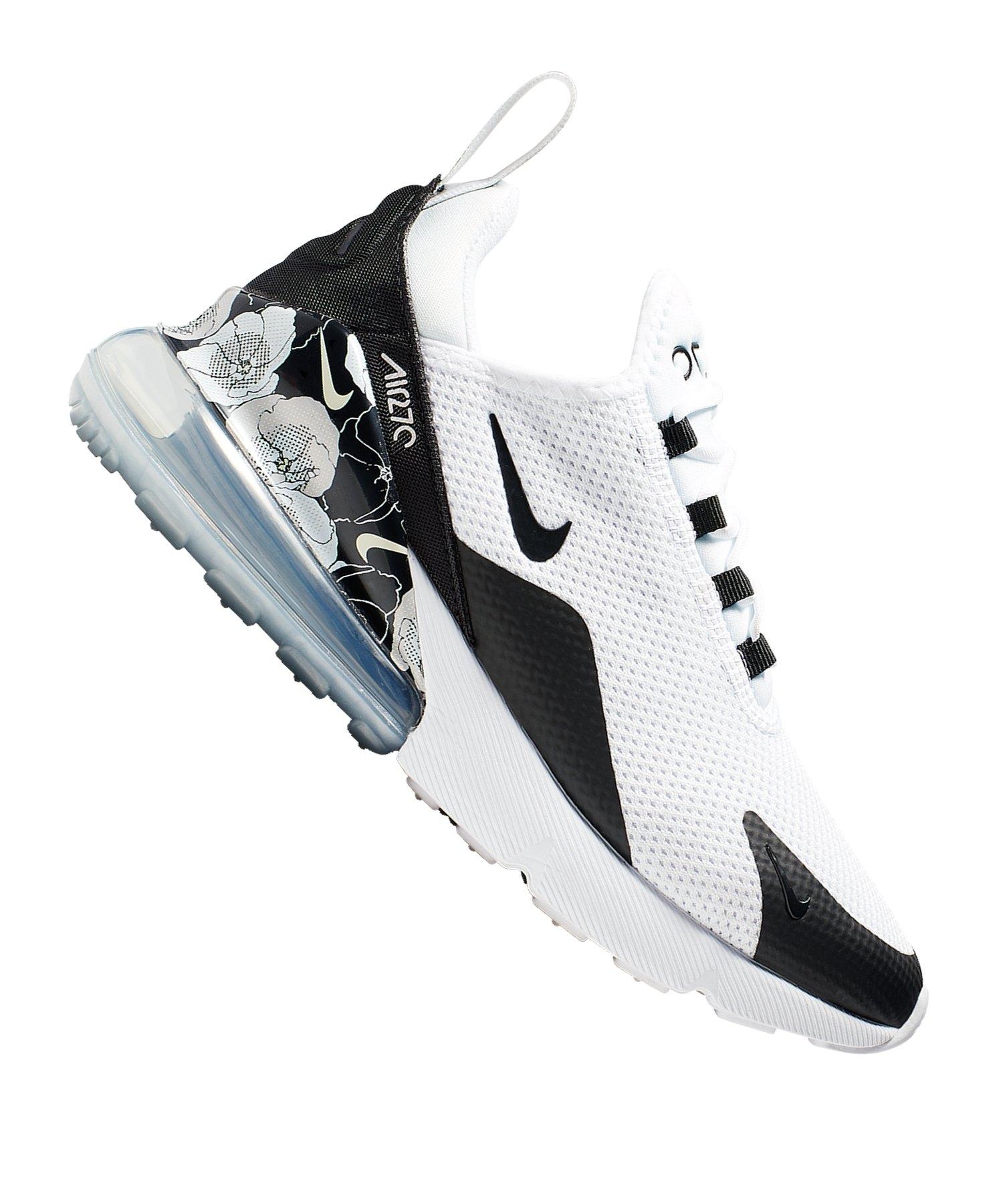 Nike Sportswear Sneaker 'Air Max 270' in schwarz weiß