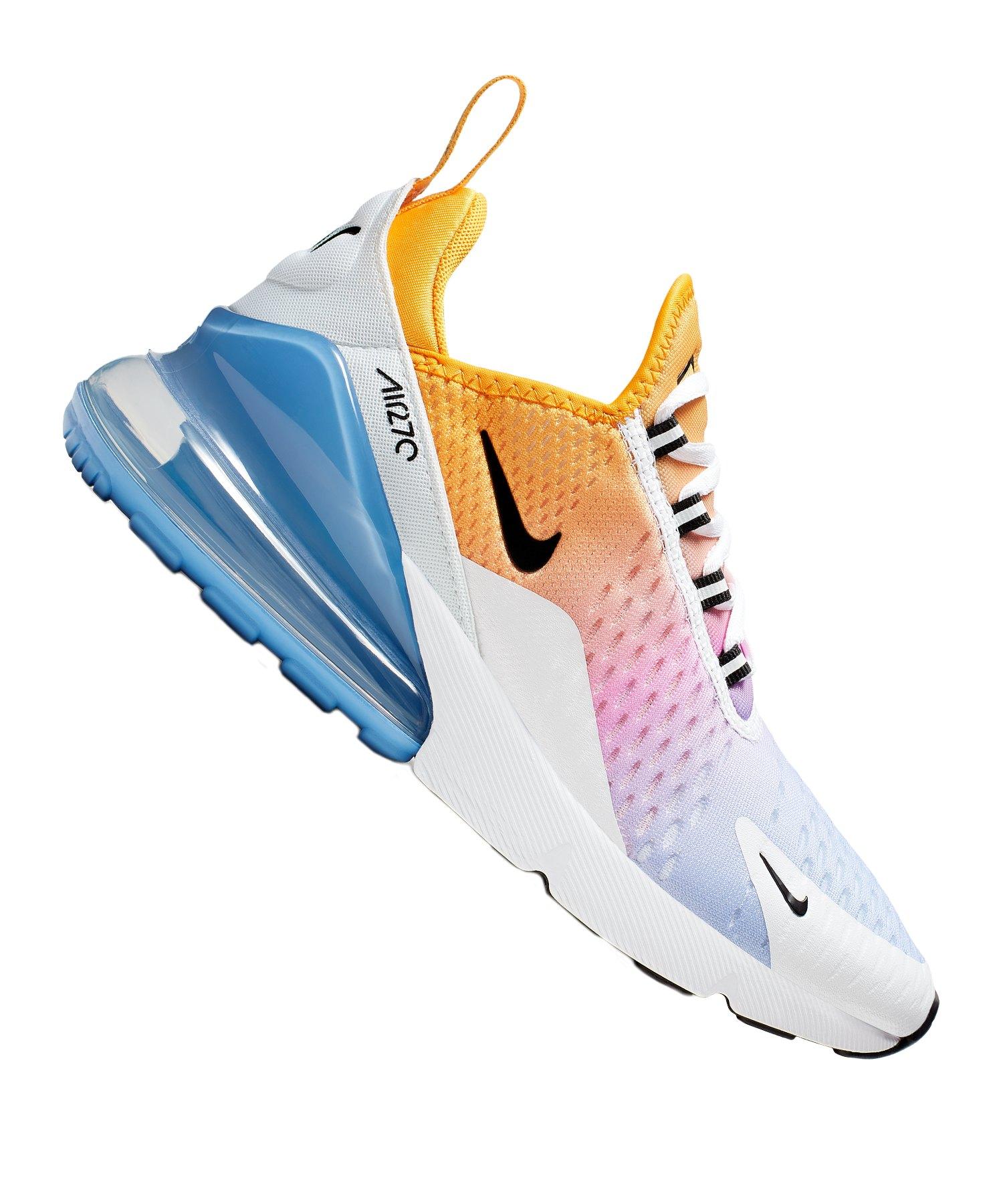 Nike Air Max 270 Sneaker Damen Gelb F702