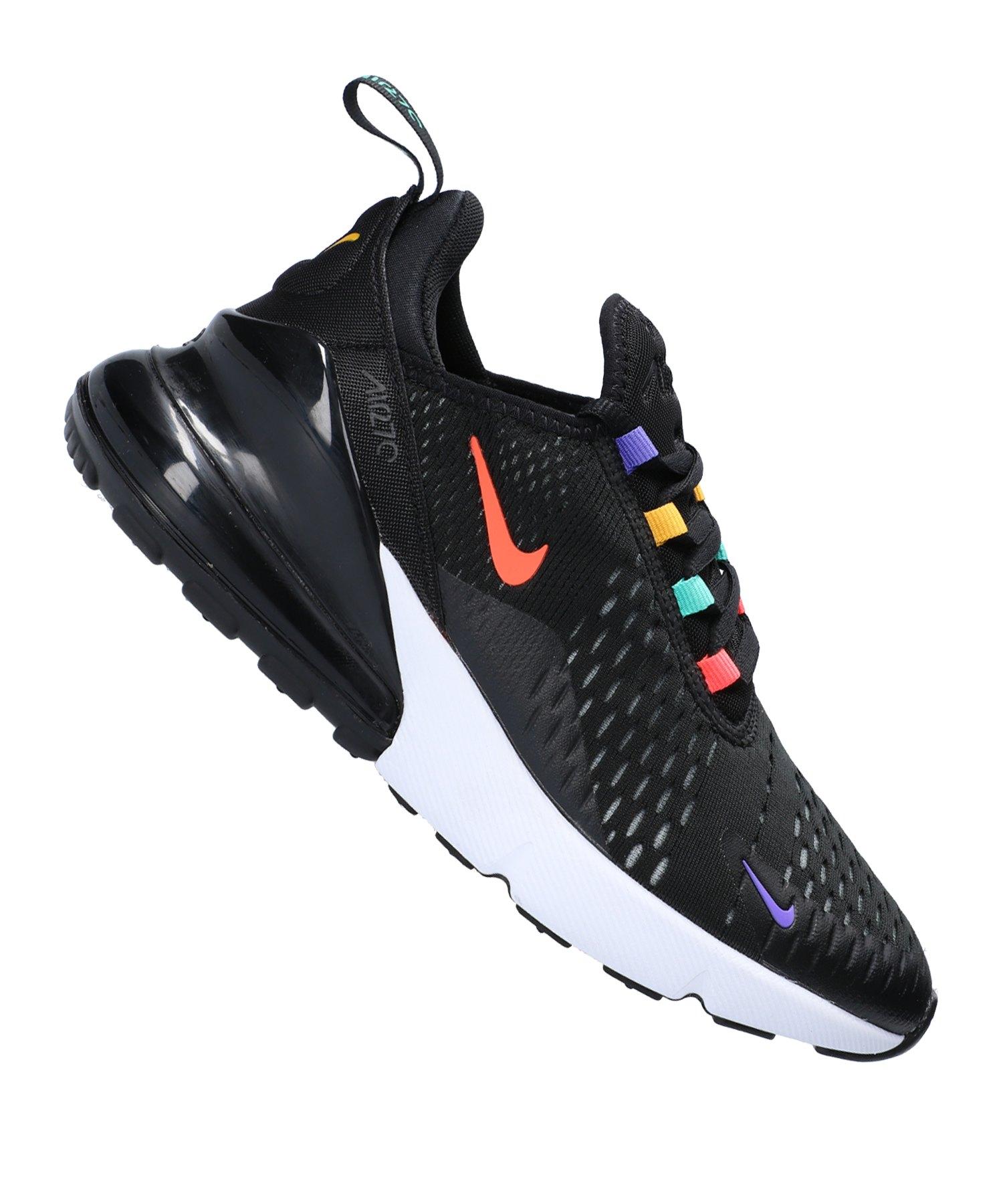 Nike Air Max 270 Sneaker Damen Grau F023 |Lifestyle | Freizeit ...