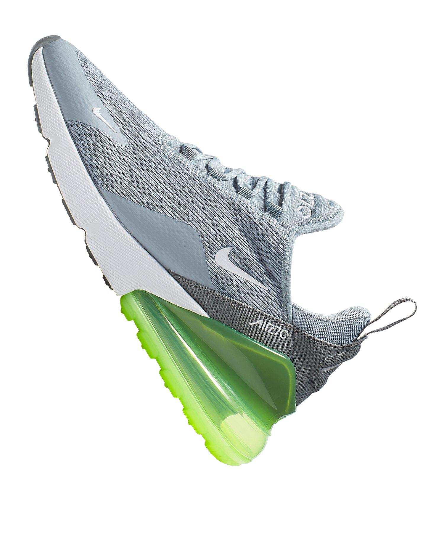 Nike Air Max 270 Sneaker Damen Grau F404