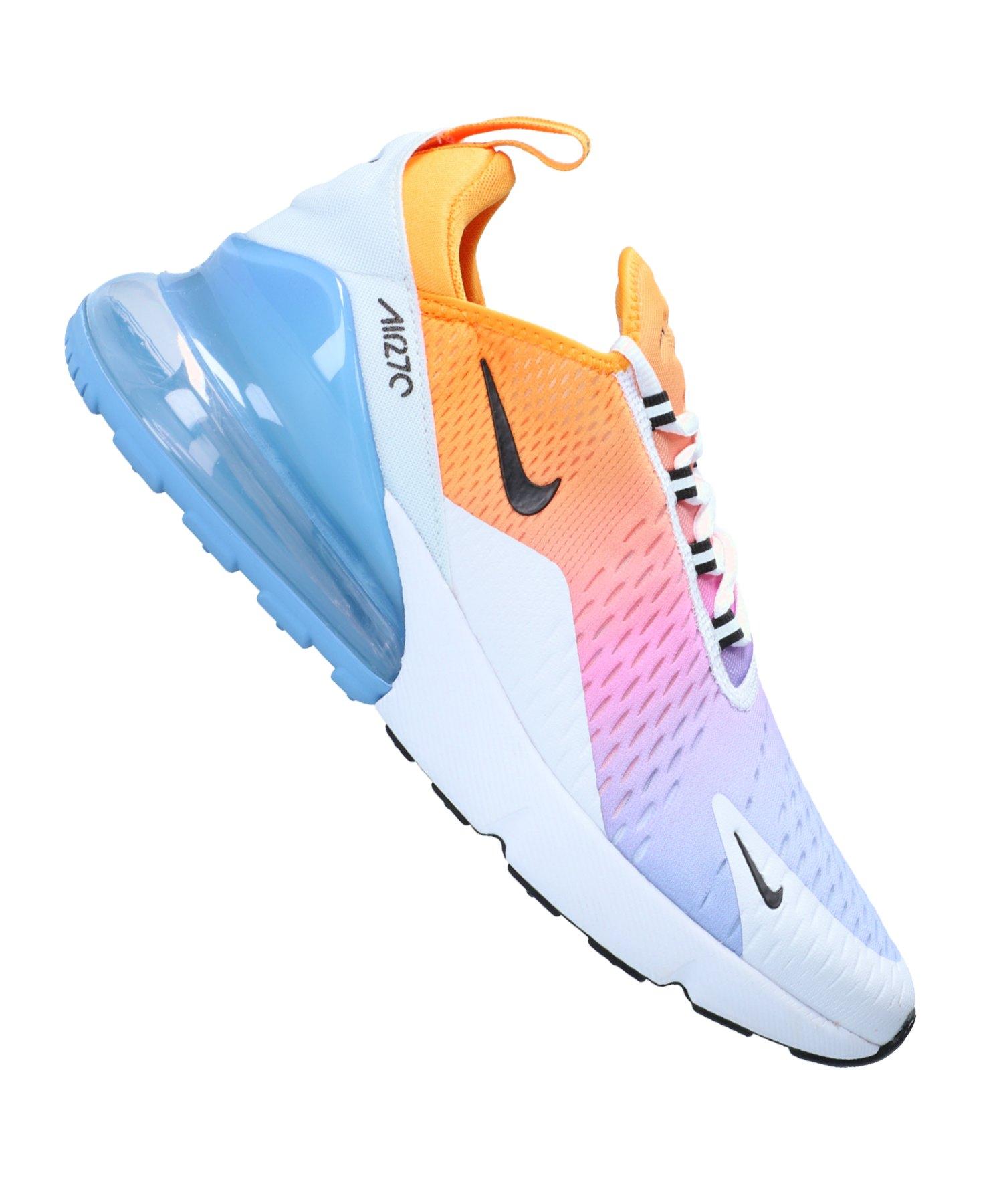 Nike Air Max 270 Sneaker Gelb F702