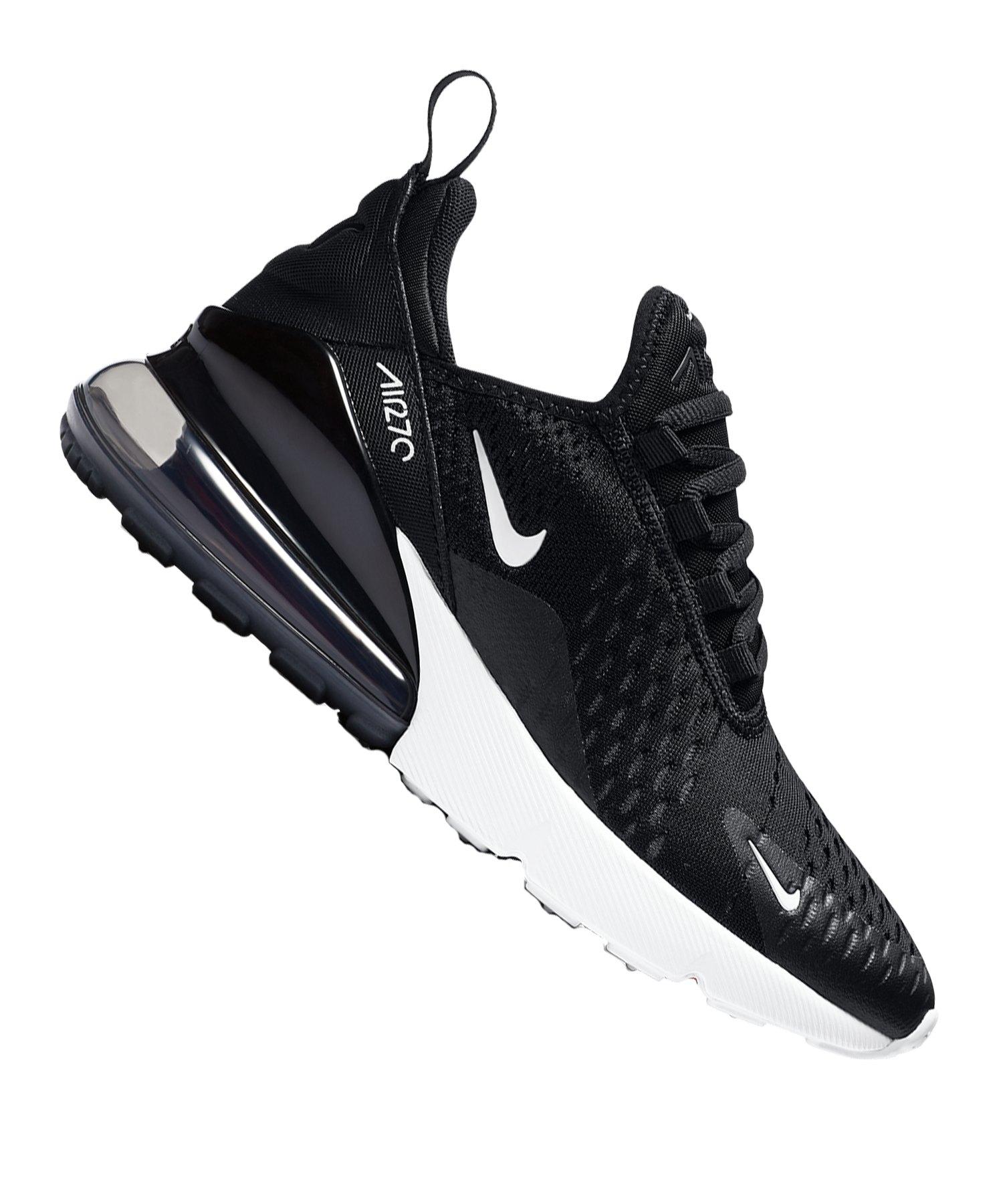 Nike Air Max 270 Sneaker Kids Schwarz F001 |Lifestyle | Freizeit ...