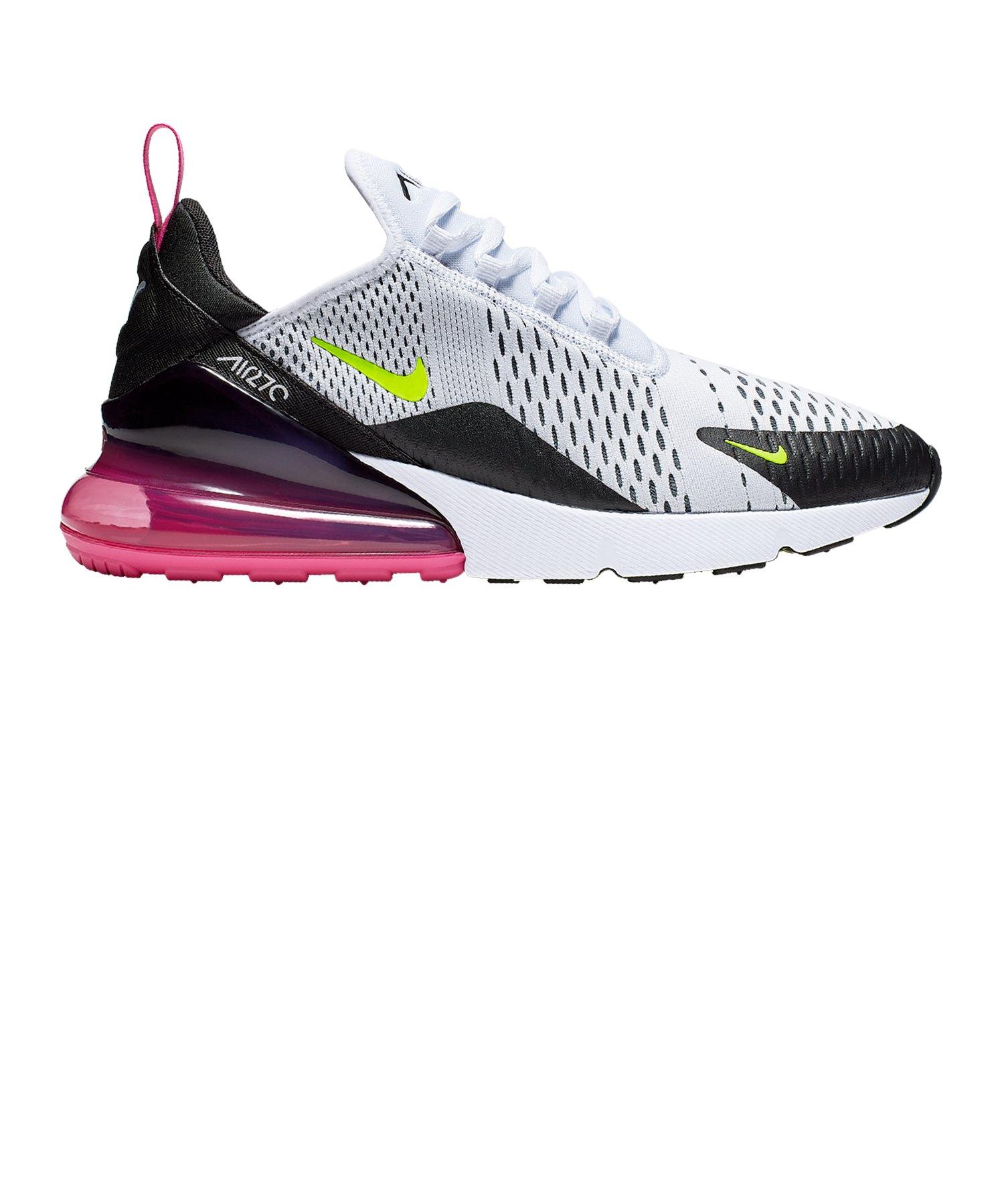 Details zu Nike Air Max 270 Herren u. Damen Schuhe SchwarzOrange (AH8050 355) NEU u. OVP