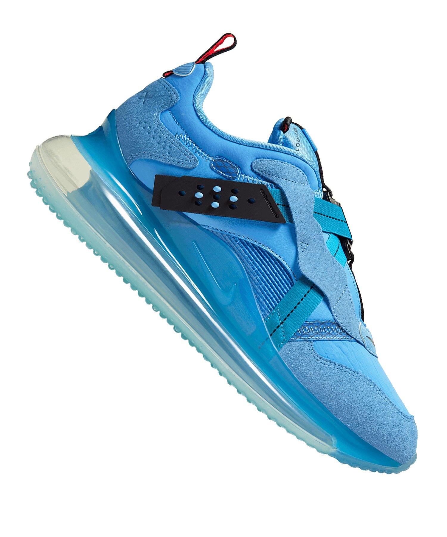 Nike Air Max 720 OBJ Slip Sneaker Blau F400