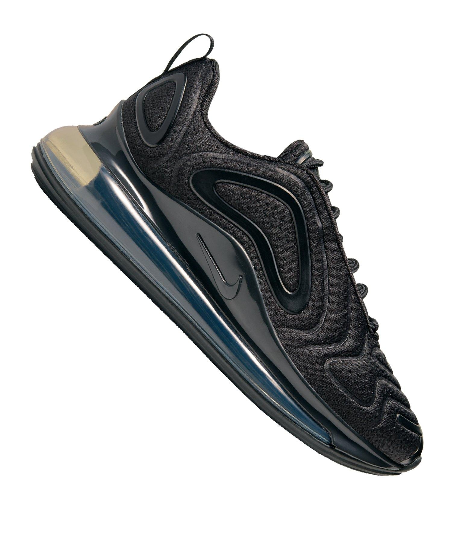 Nike Air Max 720 Sneaker Damen Schwarz F015