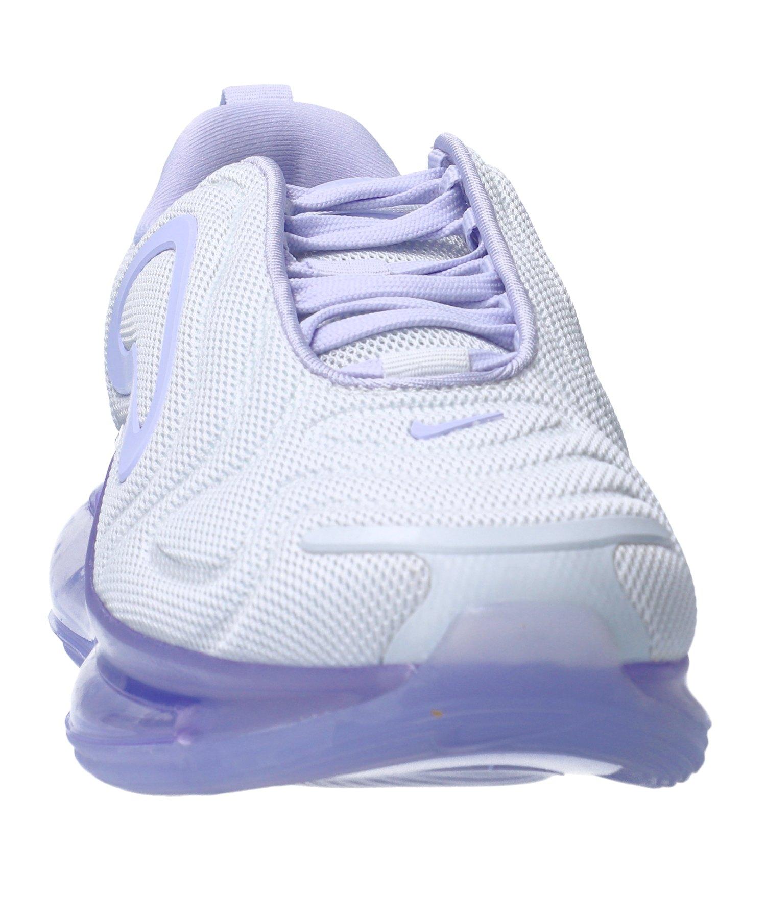 Nike Air Max 720 Sneaker Damen Weiss Lila F009